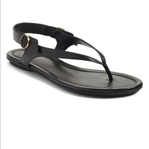 Tory Burch Minnie Travel Sandals 8.5 New with Box